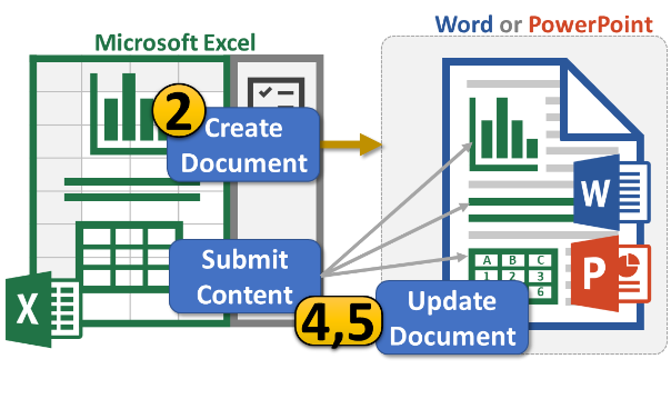 Document Generation Steps